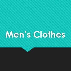 Other - Men's Clothes